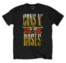Guns N' Roses - Big Guns T-Shirt (Guys)