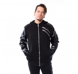 Chemical Black - Joona Black Jacket