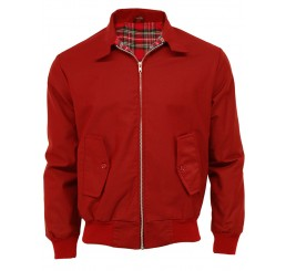 Dead Threads - Harrington Jacket (Red)