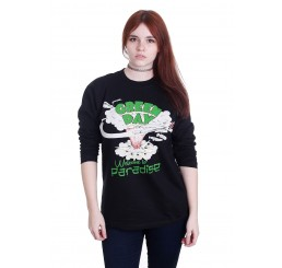 Green Day - Welcome To Paradise Long Sleeve Top
