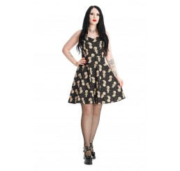 Banned Apparel Voodoo Doll Dress