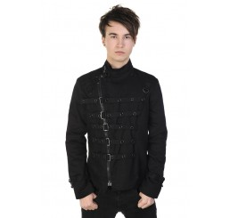 Banned Clothing - Metal Cuff Jacket