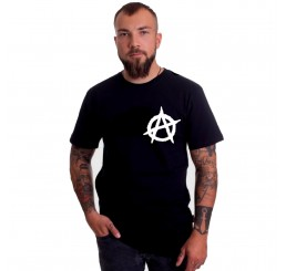 Punk Anarchy T Shirt