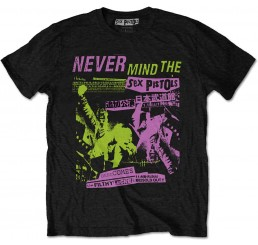 Sex Pistols - Japanese Porter T-Shirt