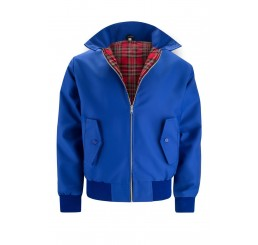 Dead Threads - Harrington Jacket (Royal Blue)