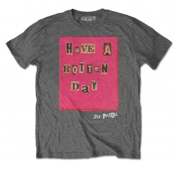 Sex Pistols Have A Rotten Day T Shirt