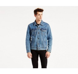 Punk'd Image - Stonewash Denim Jacket