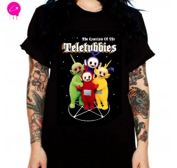 The Exorcism Of The Teletubbies T Shirt