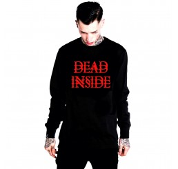 Dead Inside Sweatshirt Jumper